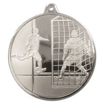Frosted Glacier Footballer Medal</br>AM2001.02